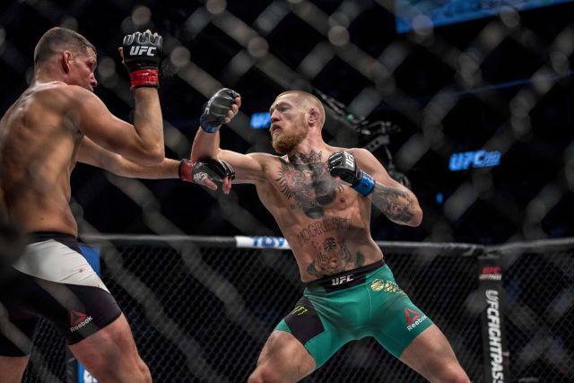 2016 08 21T050824Z 1266371674 NOCID RTRMADP 3 MMA UFC 202 DIAZ VS MCGREGOR 2