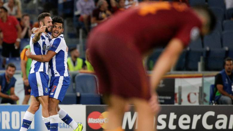 Champions League: αποκλεισμός σοκ της Ρόμα, αυτοί είναι οι 5 πρώτοι που προκρίθηκαν