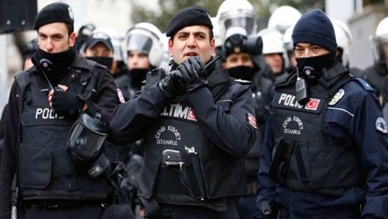 Τουρκία:  Έφοδοι της αστυνομίας σε σπίτια στην πόλη με στόχο το Ισλαμικό Κράτος