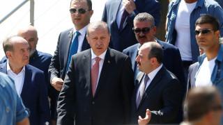 Eρντογάν: Ισχυρότερη η Τουρκία μετά το πραξικόπημα