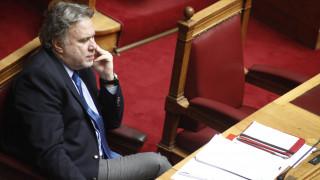 Γ. Κατρούγκαλος: Η σύνταξη των 384 ευρώ αντιστοιχεί στο όριο της φτώχειας που θέτει η ΕΕ