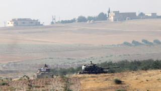 Καταδικάζει η Δαμασκός την τουρκική εισβολή