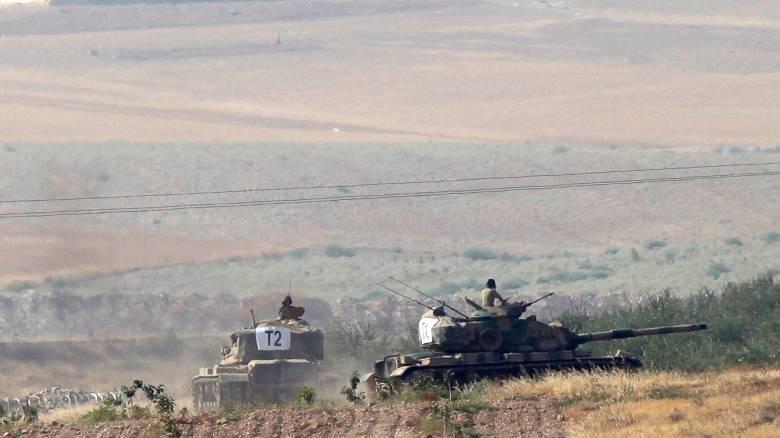 Τουρκία: Οι υποστηριζόμενοι από την Άγκυρα Σύροι αντάρτες κατέλαβαν χωριό στη Συρία