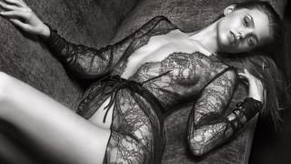 Η διάφανη γοητεία της Abbey Lee Kershaw στο φακό του Mario Sorrenti