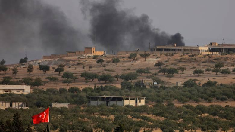 Η Ρωσία ανησυχεί για την τουρκική επιχείρηση στη Συρία