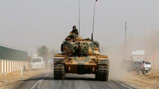 Στα χέρια Σύρων η Τζαραμπλούς χάρη στην «Ασπίδα του Ευφράτη»