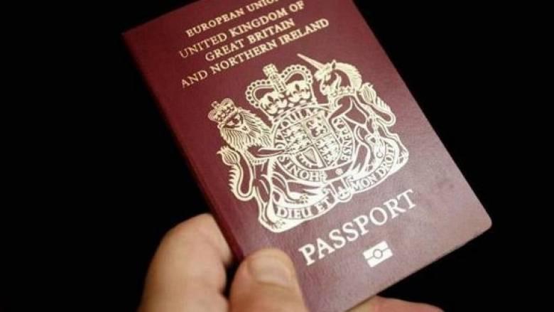 Εκτίναξε τις εκδόσεις διαβατηρίων το Brexit