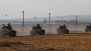 Συνεχίζεται η τουρκική εισβολή στη Συρία