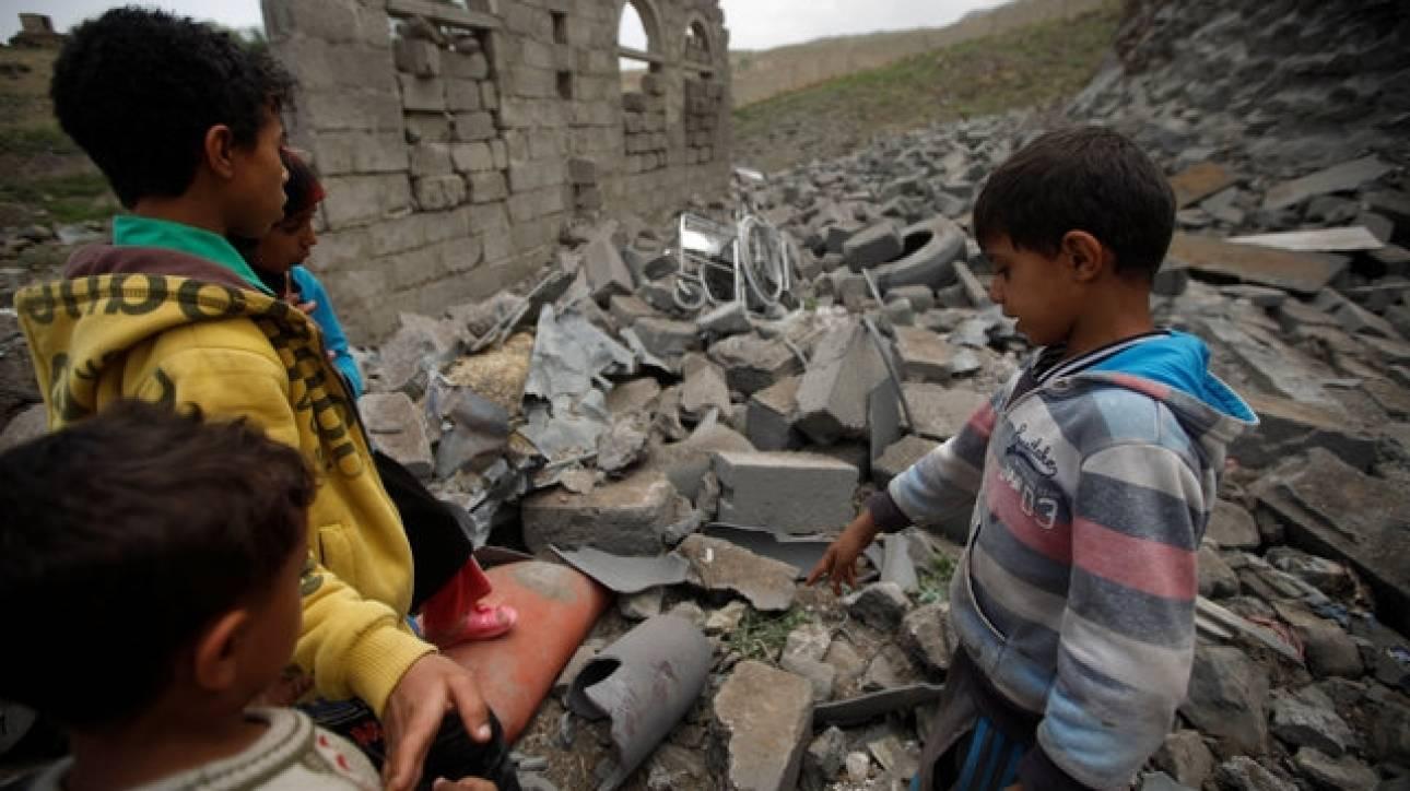 Ο ΟΗΕ ζητεί στοιχεία για τις αεροπορικές επιδρομές στην Υεμένη
