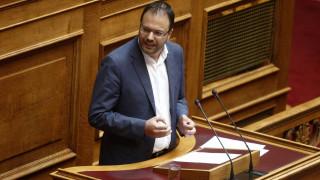 Θεοχαρόπουλος καλεί Γεννηματά-Θεοδωράκη για σοσιαλδημοκρατικό φορέα