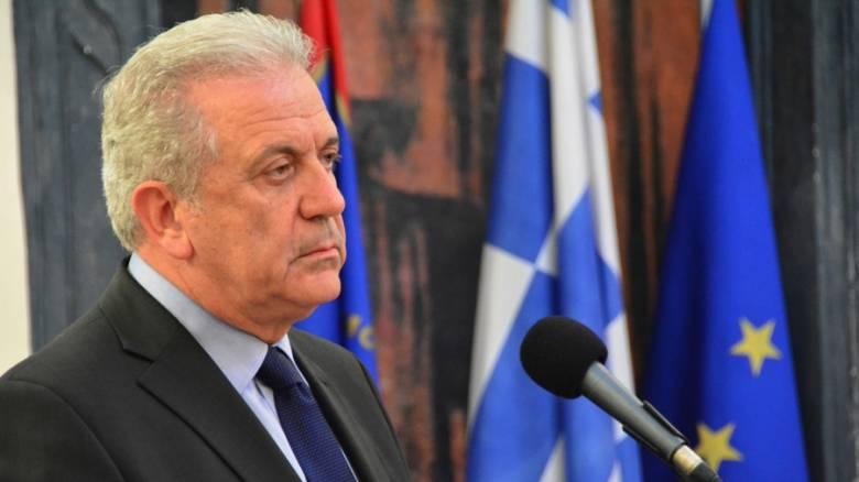 Αβραμόπουλος: Πάνω από 845 εκατ. ευρώ η χρηματοδότηση της Ελλάδας για το προσφυγικό