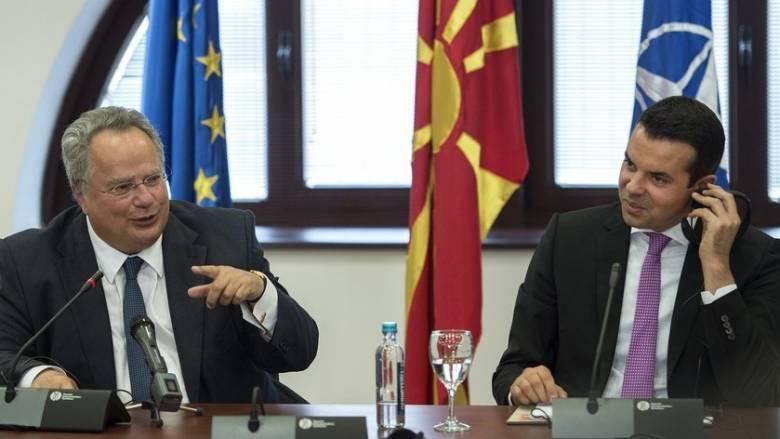 Κοτζιάς προς ΠΓΔΜ: Πρώτα εξαλείφετε τον αλυτρωτισμό και μετά μπαίνετε στην ΕΕ