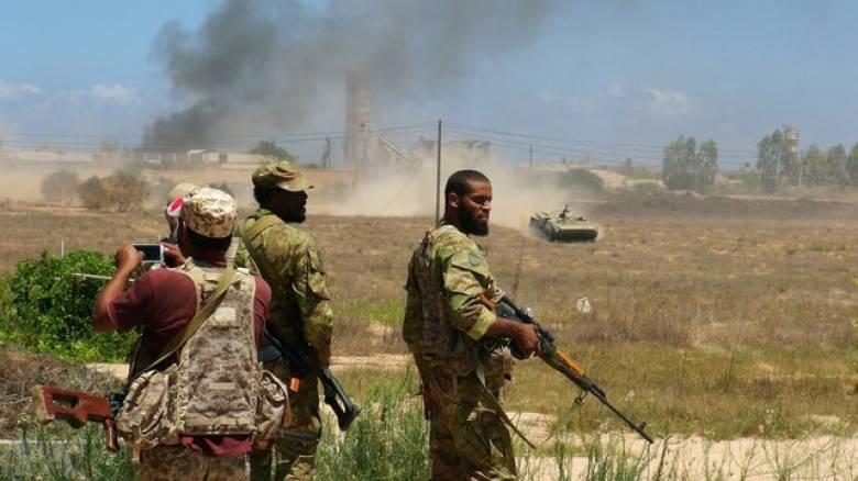 Η Λιβύη ζητά επιπλέον στρατιωτική βοήθεια από τις ΗΠΑ