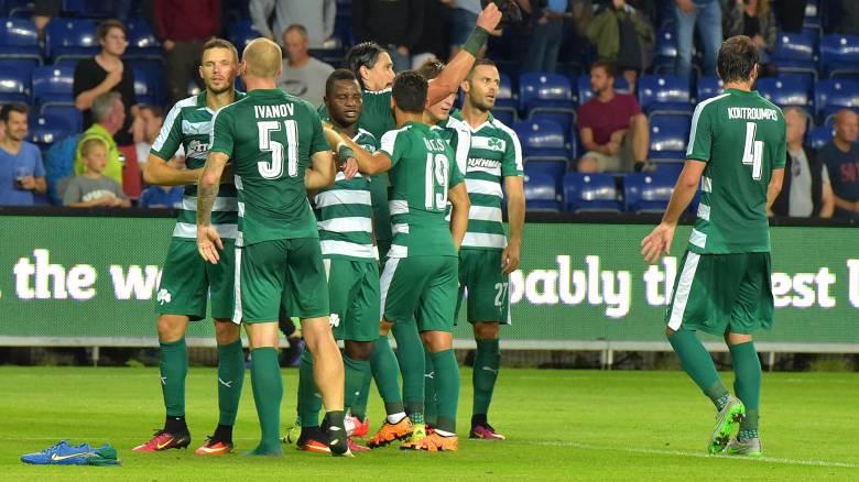 Europa League: ο καλός Παναθηναϊκός του β μέρους απέκλεισε την Μπρόντμπι