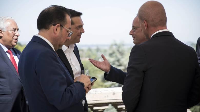 Οι ευρωπαϊκές συμμαχίες του Αλέξη Τσίπρα