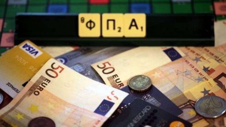 Οι έμμεσοι φόροι «διασώζουν» τα φορολογικά έσοδα