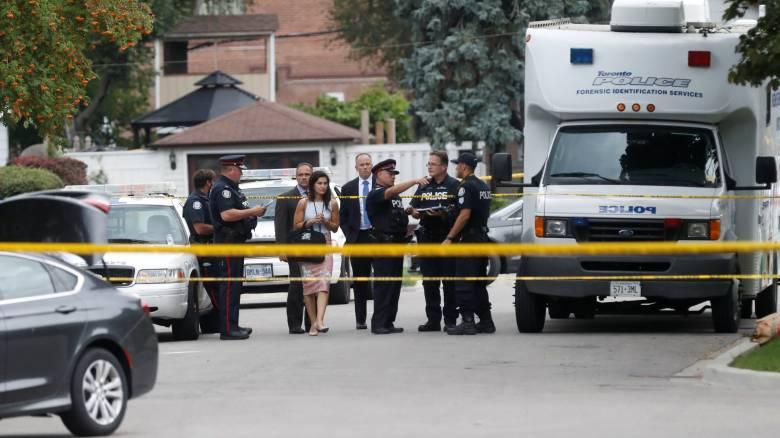 Καναδάς: Τρεις νεκροί σε επίθεση με τόξο