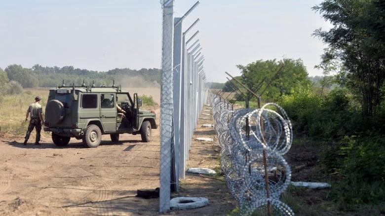 Δεύτερο φράχτη στα σύνορά της στήνει η Ουγγαρία