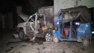 Σομαλία: Τουλάχιστον 10 νεκροί από επίθεση με παγιδευμένο αυτοκίνητο