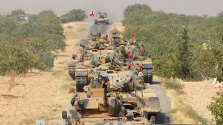 Α. Μπανκ: «Η Τουρκία εισέβαλε στη Συρία λόγω Κούρδων, όχι ISIS»
