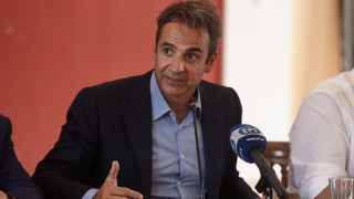 Κ. Μητσοτάκης: Δεν θα κοροϊδέψω τους Έλληνες στη ΔΕΘ