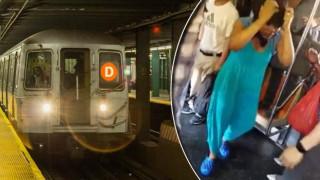 Πανικός στη Νέα Υόρκη: Γυναίκα γεμίζει με έντομα και σκουλήκια βαγόνι σε ώρα αιχμής