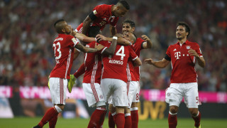 Bundesliga: ξεκίνημα για την Μπάγερν με νίκη ρεκόρ επί της Βέρντερ 6-0!