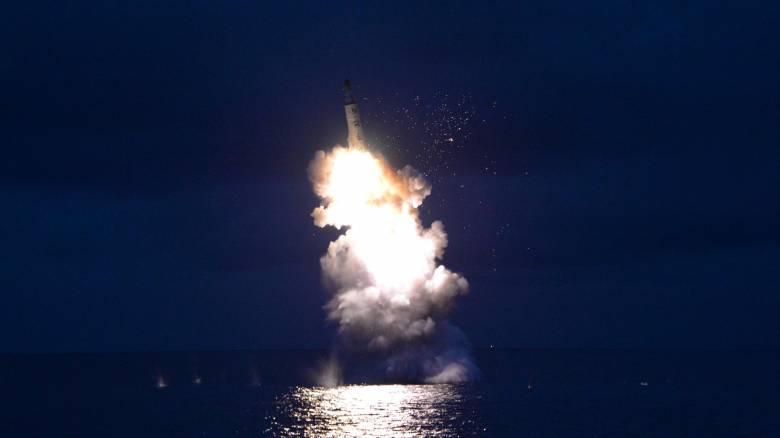 Καταδίκη ΟΗΕ για τις εκτοξεύσεις πυραύλων από τη Βόρεια Κορέα