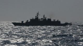 Τουρκική φρεγάτα παρενόχλησε κυπριακό ερευνητικό σκάφος