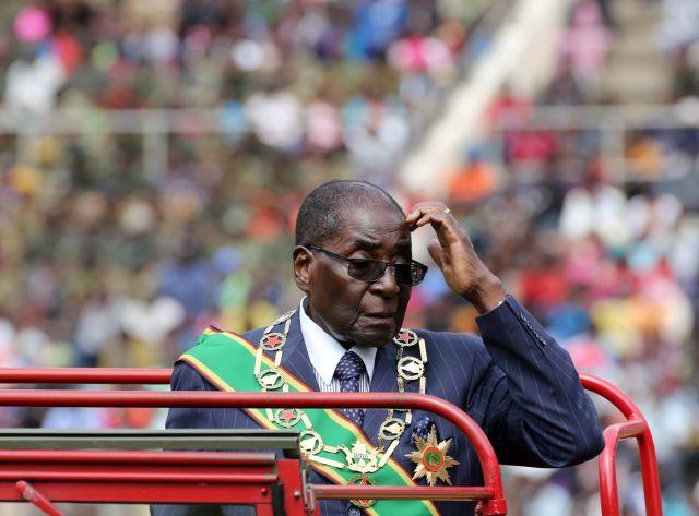 2016 08 09T130152Z 1578952952 S1BETULIHSAA RTRMADP 3 ZIMBABWE POLITICS MUGABE