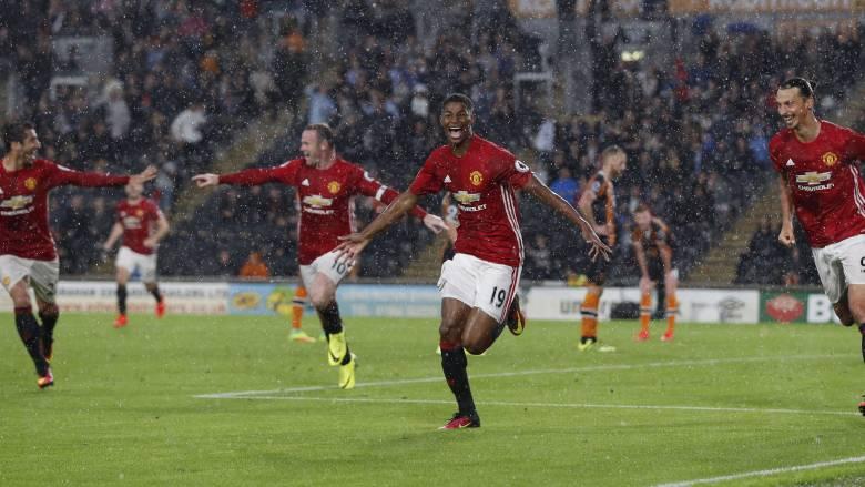 Premier League: ισοπαλία 1-1 για Τότεναμ και Λίβερπουλ, λύτρωση με Ράσφορντ η Γιουνάιτεντ στο 92!