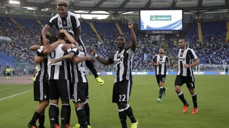Serie A: δεύτερη νίκη για την Γιουβέντους, κέρδισε στο Ολύμπικο τη Λάτσιο 1-0
