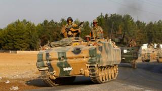 Nεκρός Τούρκος στρατιώτης στις  επιχειρήσεις της Συρίας από «κουρδικά πυρά»