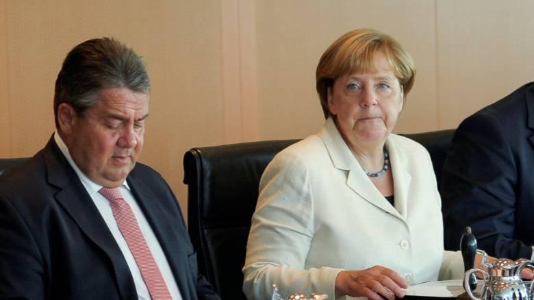 Γκάμπριελ: Η Μέρκελ υποτίμησε την πρόκληση της ενσωμάτωσης των προσφύγων