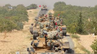 Ράγισε η Ασπίδα του Ευφράτη - Μάχες μεταξύ Τούρκων και Κούρδων στη Συρία