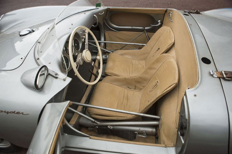 PORSCHE 550 RS SPYDER 7