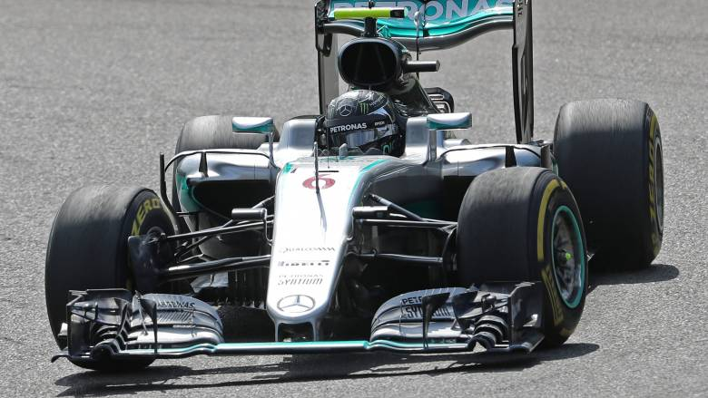 F1: εύκολη νίκη για τον Ρόσμπεργκ στο Βέλγιο, 3ος ο Χάμιλτον που εκκίνησε προτελευταίος!