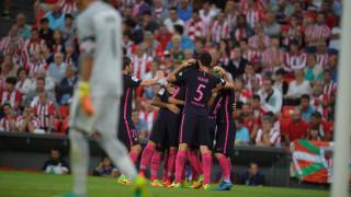 Primera Div: νίκη με 1-0 της Μπαρτσελόνα στην έδρα της Μπιλμπάο