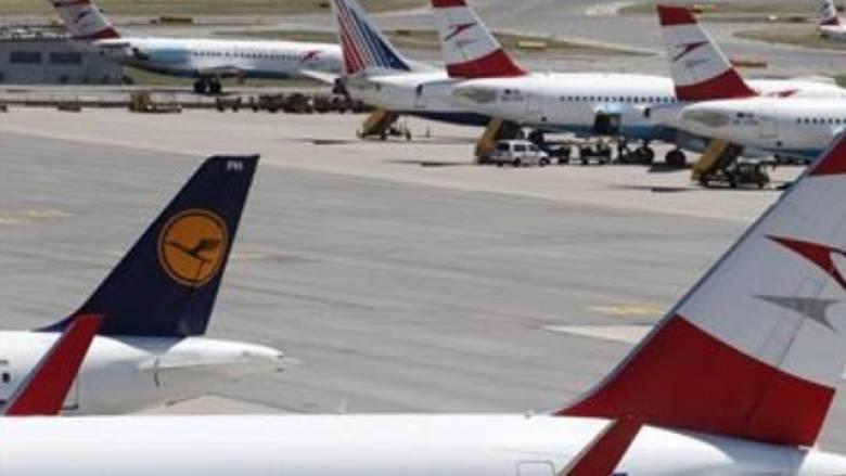 Κανονικά λειτουργεί ξανά το αεροδρόμιο της Βιέννης