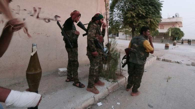 Οι Κούρδοι ετοιμάζονται για μάχη με τους Τούρκους στη Συρία
