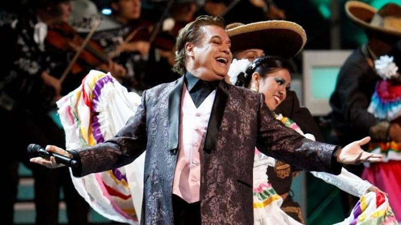 Πέθανε ο Μεξικανός τραγουδιστής του έρωτα Χουάν Γκαμπριέλ (pics)