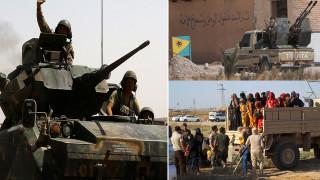 Συγκρούσεις Τούρκων με Κούρδους - Έντονη ανησυχία των Αμερικανών