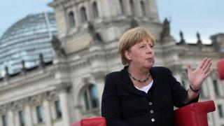 Bild: Η Μέρκελ θα συνδέσει την υποψηφιότητα της για την καγκελαρία με την προεδρία του κόμματος