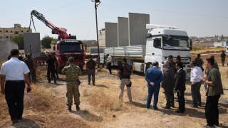 Ο τουρκικός στρατός διαψεύδει πως επιτέθηκε κατά Κούρδων στην επαρχία Χάσακα