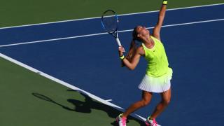 US OPEN: αποκλείστηκε η Μαρία Σάκκαρη στον πρώτο γύρο του τουρνουά τέννις