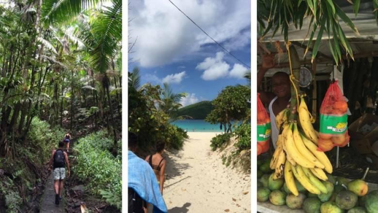 Το Πουέρτο Ρίκο μέσα από τα μάτια ενός Έλληνα ταξιδιώτη