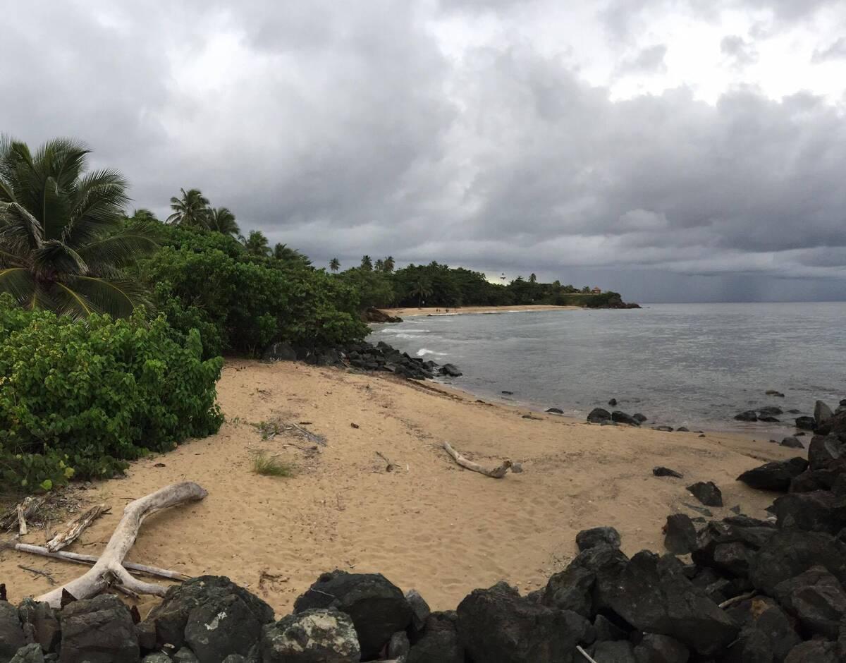 puerto rico surfers beach