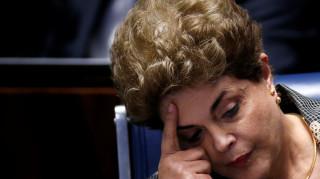 Βραζιλία: Ένα βήμα πριν την καθαίρεση η Ρούσεφ