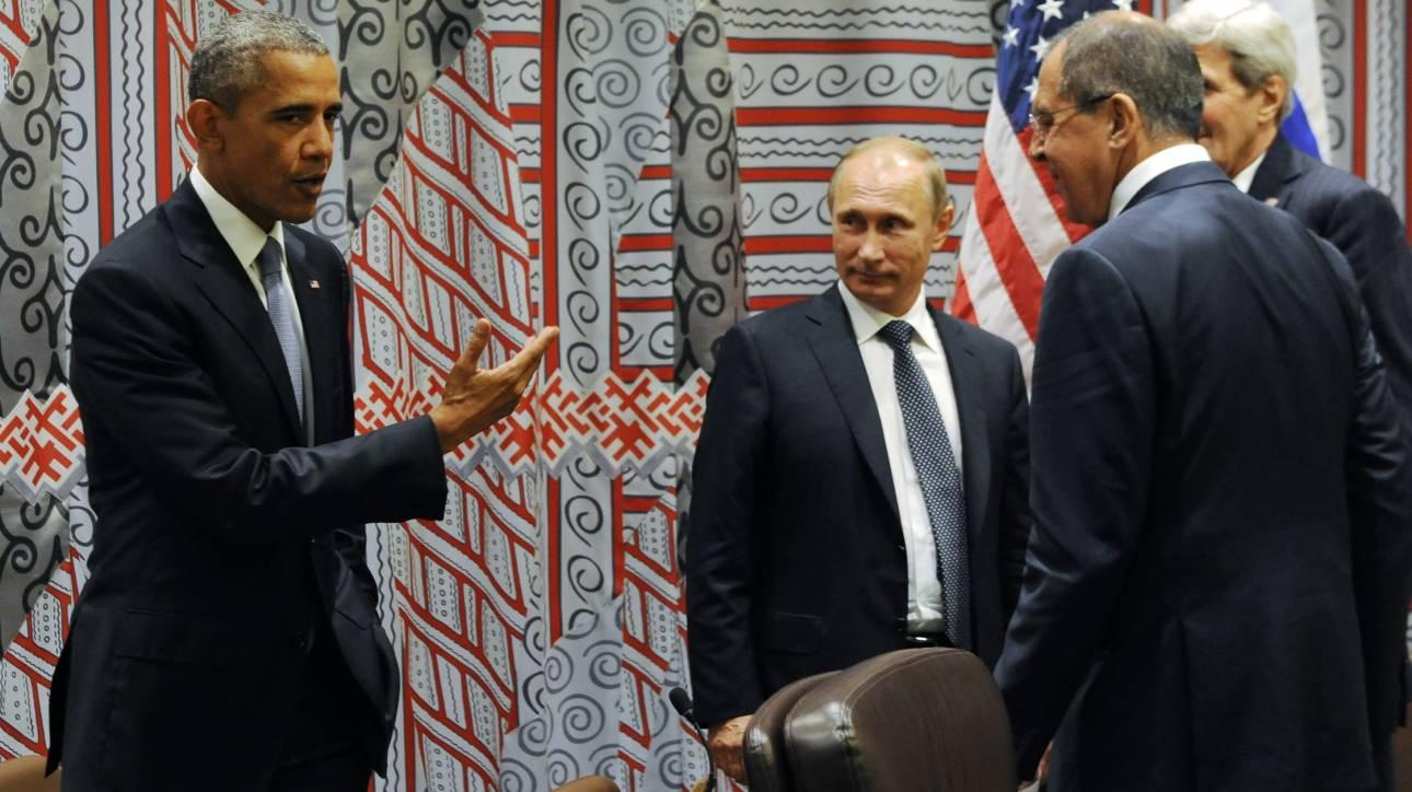 Πιθανή συνάντηση Πούτιν - Ομπάμα