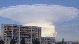Πυρηνική έκρηξη ή προάγγελος μπόρας; Το… δυσοίωνο σύννεφο που αναστάτωσε τους Ρώσους